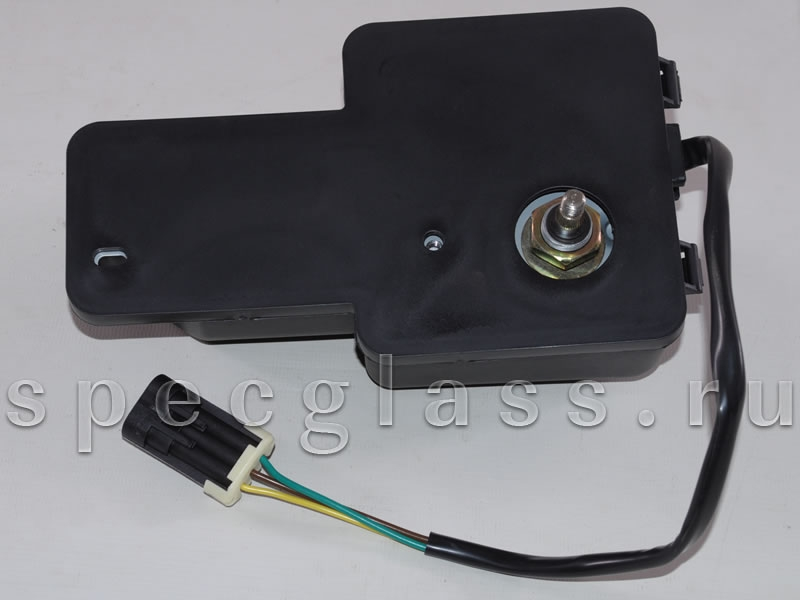 Мотор стеклоочистителя для Bobcat S130 / S150 / S160 / S175 / S185 / S205 / S250 / S330 (6679476)