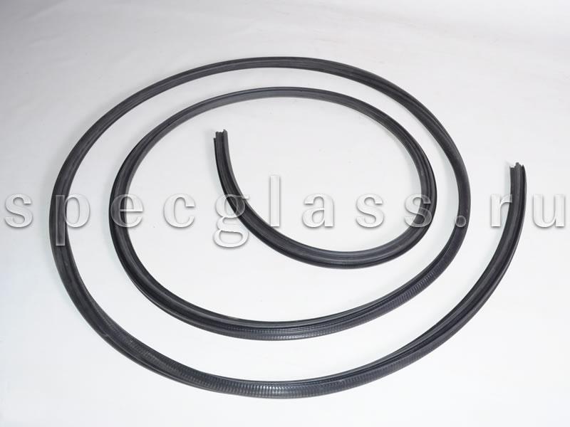 Уплотнитель стекла двери для Bobcat T650 / T550 / T590 / T630 / T650H / T750 / T770 / S510 / S530 / S550 / S570 / S590 / S630 / S650 / S750 / S770 / S850 / A770 (7011039)