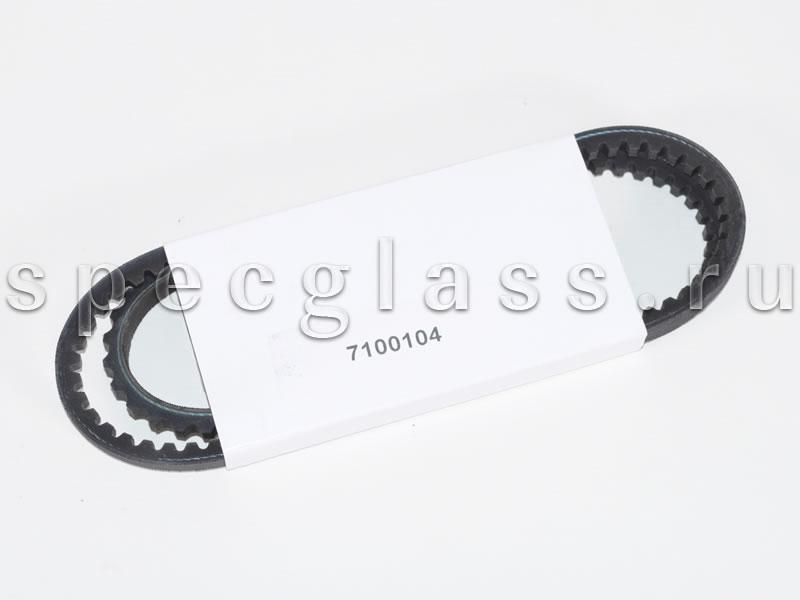 Ремень генератора зубчатый для Bobcat (7100104)