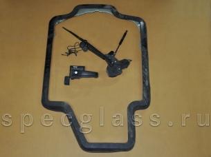 Стекло лобовое (дворник снизу) для Case SR150 / SR175 / SR185 / SR200 / SR220 / SR250 / SV185 / SV300