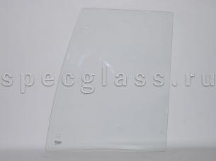 Стекло дверное верхнее левое для Terex 760 / 820 / 860 / 880 / 970 / TLB825