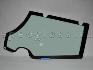 Стекло двери правое для JCB 3CX/4CX/5CX 2004- г.в.