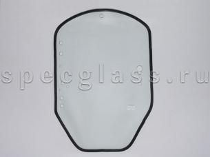 Стекло лобовое для John Deere 318D / 328D (Китай)