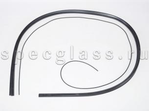 Резинка стекла двери для Bobcat S130 / S150 / S160 / S175 / S185 / S205 / S250 / S330