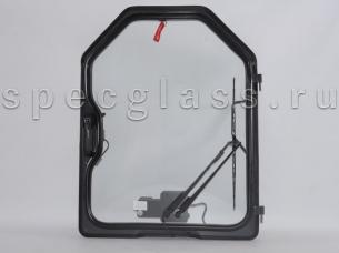 Дверь в сборе для Bobcat S130 / S150 / S160 / S175 / S185 / S205 / S250 / S330 (6730822)