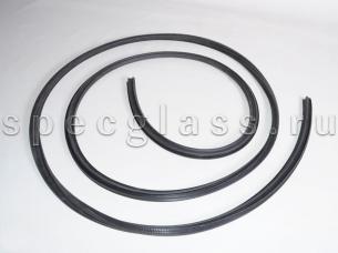Уплотнитель стекла двери для Bobcat T650 / T550 / T590 / T630 / T650H / T750 / T770 / S510 / S530 / S550 / S570 / S590 / S630 / S650 / S750 / S770 / S850 / A770