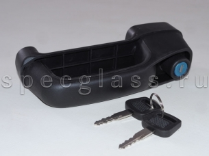 Ручка двери для Bobcat S130 / S150 / S160 / S175 / S185 / S205 / S250 / S330 (7109662)