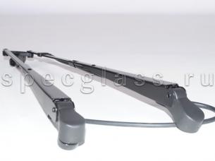 Поводок стеклоочистителя двойной для Bobcat S130 / S150 / S160 / S175 / S185 / S205 / S250 / S330 (7188371)